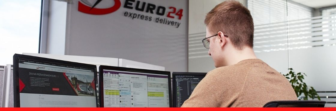 Monitoring the implementation of goods transport - Euro24