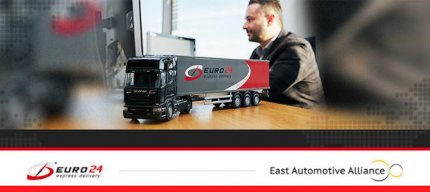 EURO24 is a new member of the EAST AUTOMOTIVE ALLIANCE - Euro24