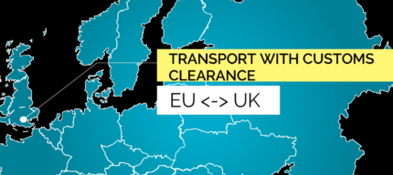 Transport of goods with customs clearance between the UK and the EU – Brexit in practice - Euro24