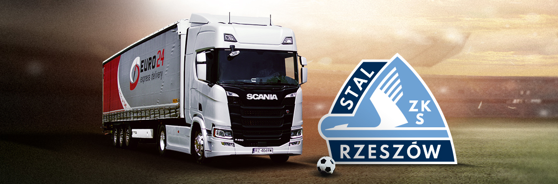 EURO24 has become a new partner of the Stal Rzeszow Sport Club - Euro24
